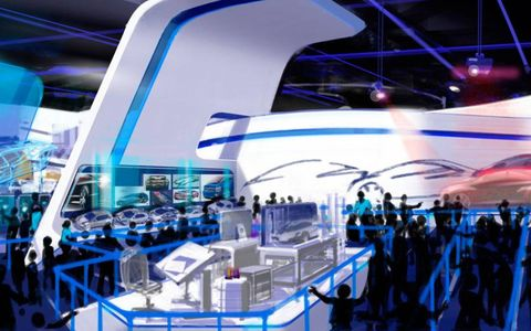 GM and Disney have spent the past 18 months working to design and construct the new Chevrolet Test Track attraction, which will open to the public Dec. 6.