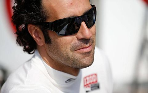 Dario Franchitti announced on Thursday that he is retiring from racing.