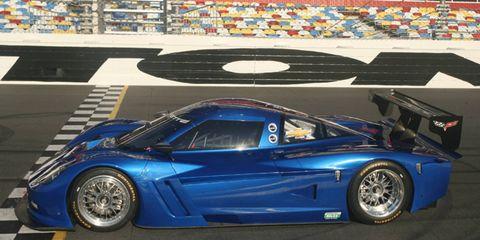 The 2012 Corvette Daytona will make its competitive debut at Daytona on January 26