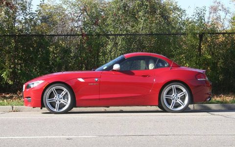 Driver's Log Gallery: 2011 BMW Z4 sDrive35is