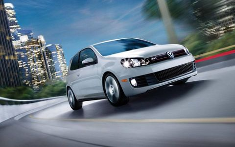 The 2012 Volkswagen GTI has nearly all the speed and comfort of its competitors, like the Mini Cooper S, without any of the drawbacks.