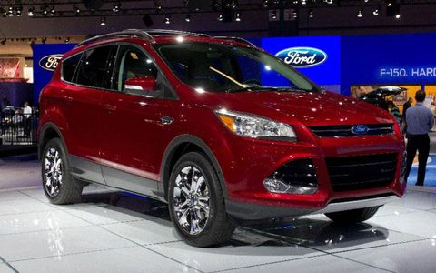 2013 Ford Escape is this week in Los Angeles