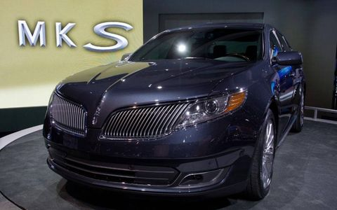2013 Lincoln MKS In Los Angeles
