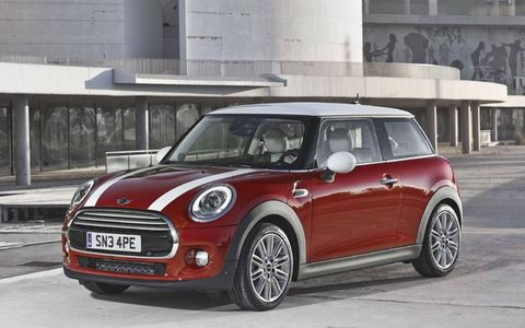 The Mini gets an all-new fuel-efficient, three-cylinder turbo engine under the hood.
