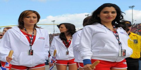 AutoWeek is pleased to present a special Best Girls of 2008 NASCAR edition of Grid Girls. There are just a few pictures, but we hope you enjoy.