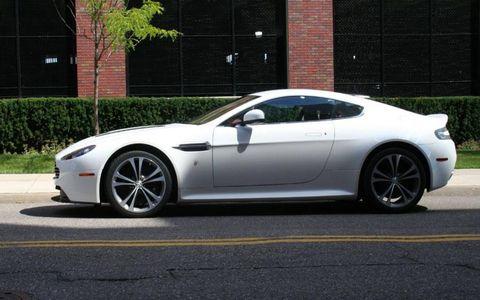 Driver's Log Gallery: 2011 Aston Martin V12 Vantage