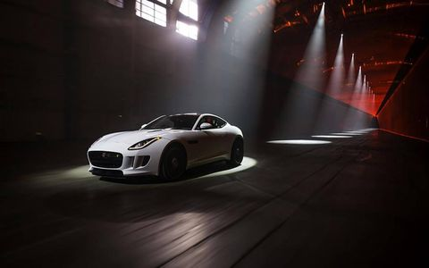 The F-Type R will have 550 horsepower from a supercharged 5.0-liter V8.