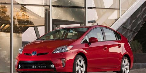 From a soulless driving experience to an uncomfortable interior, the 2012 Toyota Prius Four hybrid sedan is tough to recommend.
