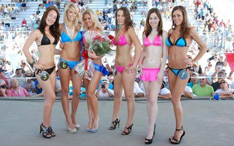 Clothing, Leg, People, Fun, Brassiere, Human leg, Thigh, Navel, Bikini, Swimsuit top,