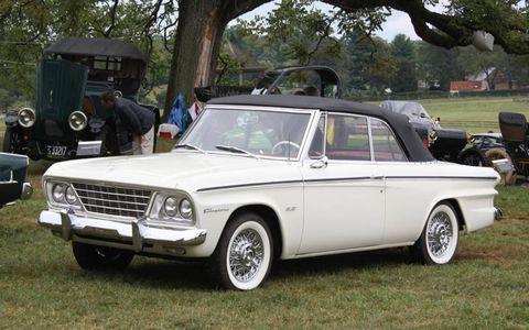 1964 Daytona Convertible