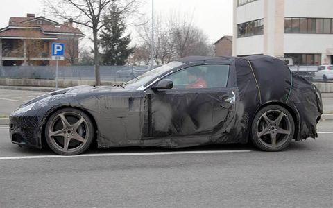 Ferrari 612 Scaglietti Shooting Brake