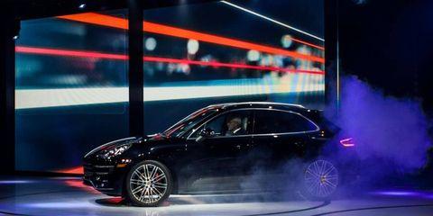 Ladies and gentlemen, the newer, smaller Porsche ute.