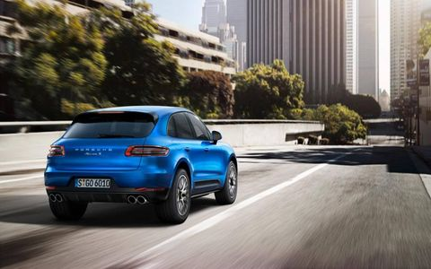 The 2015 Macan is slated to make its debut at the 2013 L.A. Auto Show.