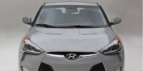 The 2013 Hyundai Veloster RE:MIX starts at $20,845.