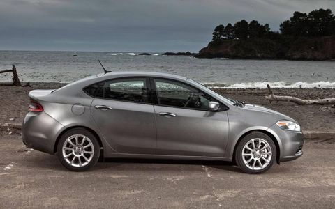 Despite fierce competition from all sides, the 2013 Dodge Dart Limited stands out as a sedan with character.
