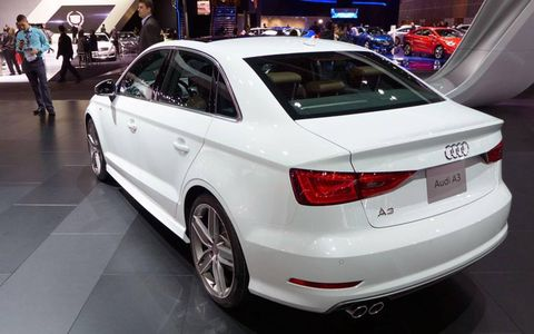 If the A3 looks familiar, that's probably because it shares its size and proportions with the original A4.