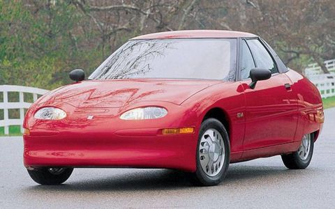 What was a truly innovative car became a PR debacle for General Motors; the question remains, was the EV1 a turkey or an albatross?