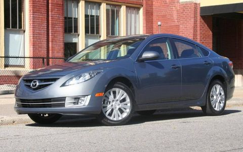 Driver's Log Gallery: 2010 Mazda 6i Touring