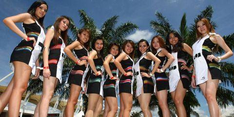 Grid Girls Malaysia