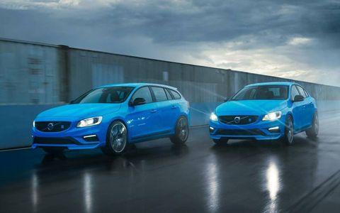 With 350 hp under the hood and a Haldex AWD system, these Volvo can haul more than just groceries.