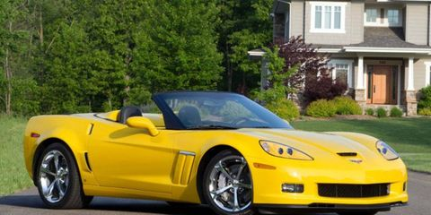 The 2013 Chevrolet Corvette Grand Sport convertible proved to be a capable, invigorating ride both around town and on a 1,200 mile road trip.