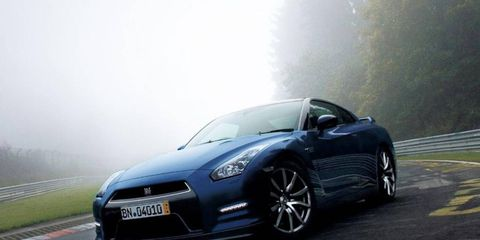The 2014 Nissan GT-R will cost near $100,000.