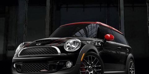 The 2013 Mini John Cooper Works Clubman starts at $33,095.