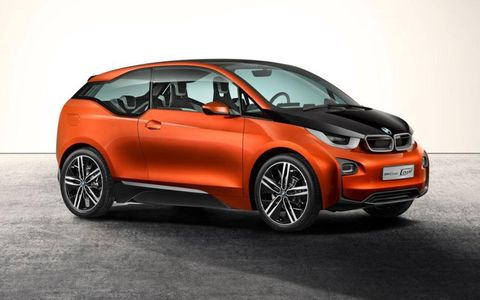The three-door BMW i3 coupe concept, unveiled at the Los Angeles auto show, suggests that the German automaker is ready to further expand its i-car lineup.