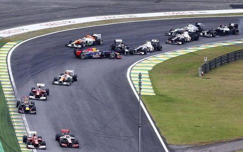 Sebastian Vettel Wins Another World Championship