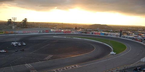 The tradition continued this year--as it has nearly every year since 1934--at the Turkey Night Grand Prix.