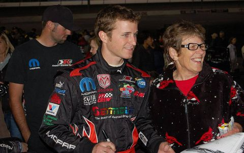 Kasey Kahne finished third in the 2001 Turkey Night Grand Prix and second in 2002 and 2007. He only managed 22nd this year.