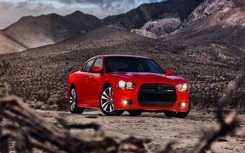 Sure, the 2012 Dodge Charger SRT8 has plenty of power. But that power comes in a sophisticated package that packs a punch without being punishing.