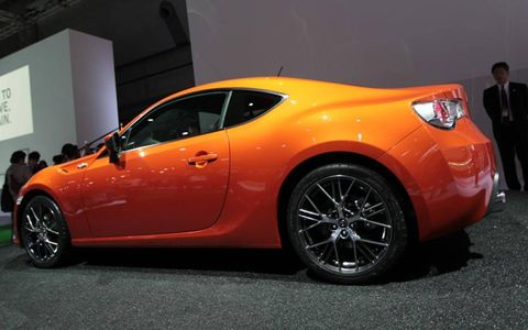 The Toyota 86 sports coupe is named after the legendary Corolla AE86 from the 1980s.