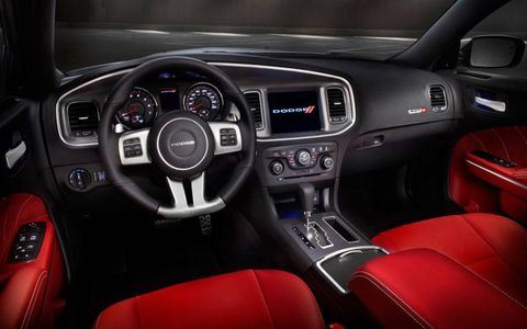 The 2012 Dodge Charger SRT8 may be potent, but it also serves as a comfortable and quiet cruiser.