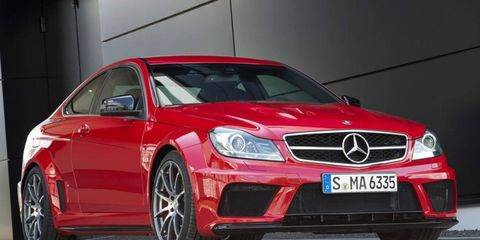 The 2012 Mercedes-Benz C63 AMG Black Series Coupe is flat-out fast, looks like a DTM car and is as much fun to drive as any Benz in recent history.