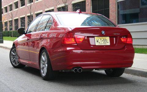 Driver's Log Gallery: 2011 BMW 328i Sedan