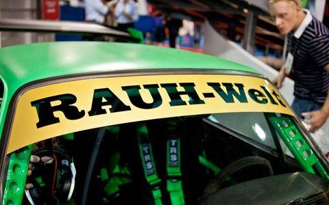 RAUH-Welt Begriff Pandora One Porsche at SEMA 2011