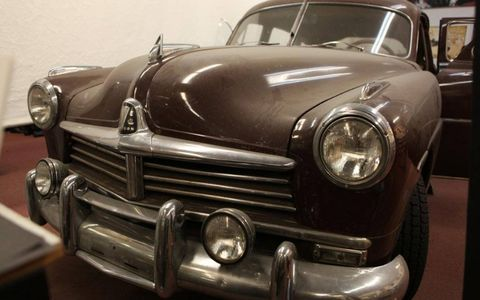 The car that started the modern road movie: the 1949 Hudson Commodore