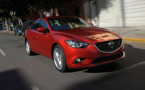 American buyers will have one more oil-burner to choose from following the stateside debut of the 2014 Mazda 6 diesel at the LA Auto Show.