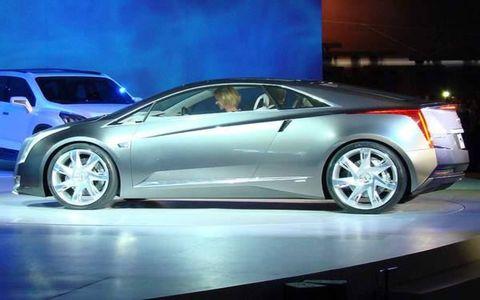 The Cadillac Converj Concept