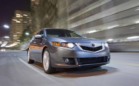 Driver's Log: 2010 Acura TSX