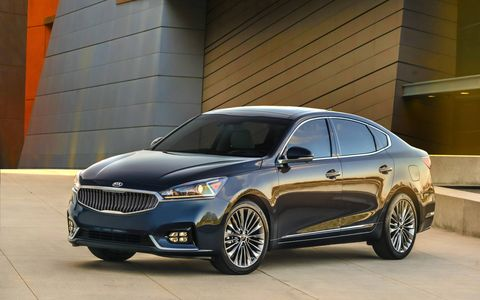 This is aimed straight at Buick's heart and drives like it.