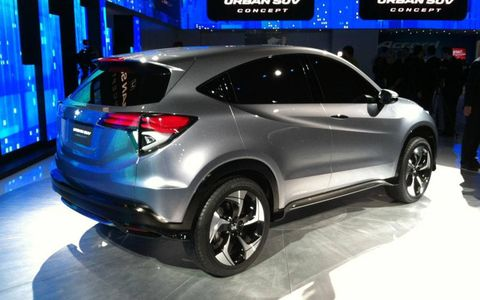 The crossover is a key part of Honda's global growth strategy. Sales of the Fit and its platform derivatives are expected to double to 1.5 million units by 2016.