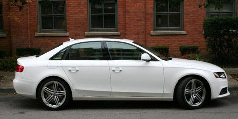 Driver's Log: 2009 Audi A4 2.0T