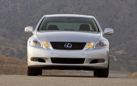 Driver's Log: 2009 Lexus GS450h