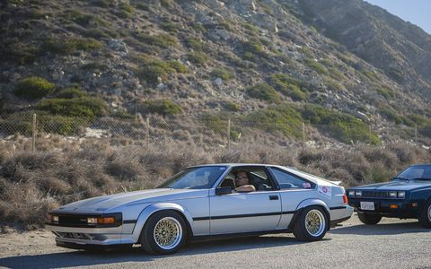 Are the 80s cool again? They are to a small but growing group of Japanese car fans who got together one weekend in Southern California for a Touge (rally) and car show that celebrated that seminal decade.