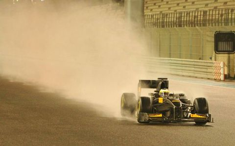 The Pirelli Tire Test