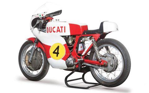 1970 Ducati 450 Desmo 'Corsa'