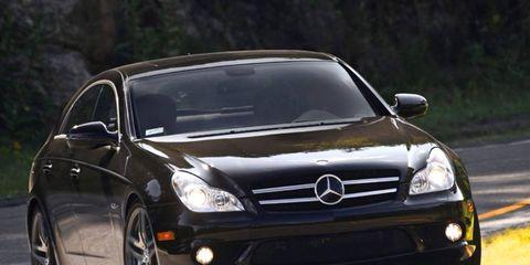 2009 Mercedes-Benz CLS63 AMG