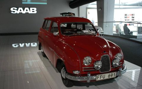 Another early example from the automaker